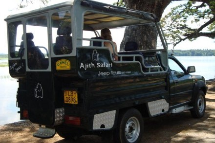 Ajith Safari Jeep Tours, Yala West National Park, Sri Lanka