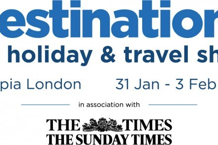 Destinations: The Holiday & Travel Show, Olympia London, 31 January-03 February 2019