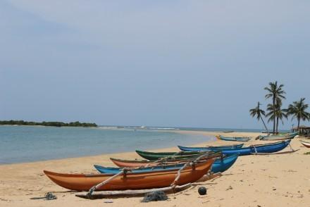 East coast beach, Sri Lanka