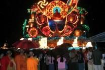 Wesak celebrations, Anuradhapura, Sri Lanka (courtesy of Ashin Sobhana)