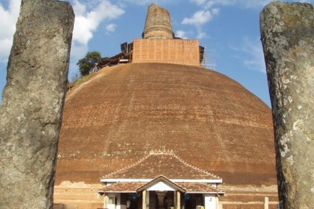 Jetavanarama Dagoba, Anuradhapura, Sri Lanka
