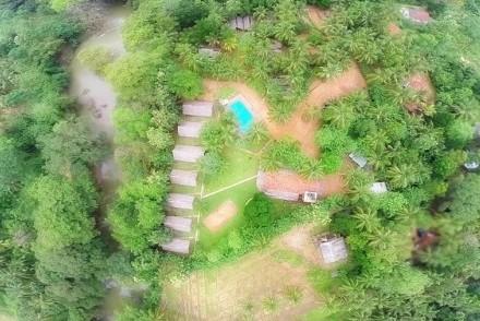 Athgira River Camp, Uda Walawe, Sri Lanka