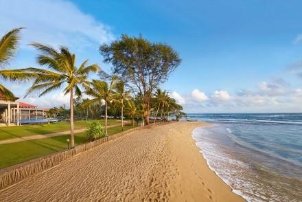 Beach, Cinnamon Bey, Beruwela, Sri Lanka