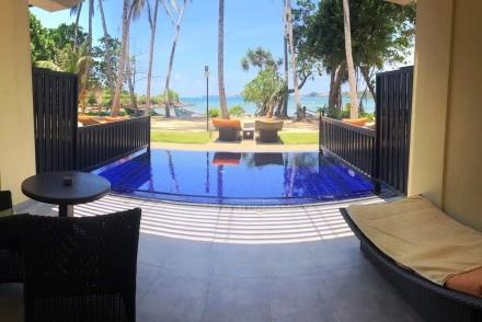 Aqua Romance Deluxe Room, Coco Bay Unawatuna, Unawatuna, Sri Lanka