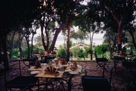 Ebony Restaurant, Deer Park Hotel, Polonnaruwa, Sri Lanka