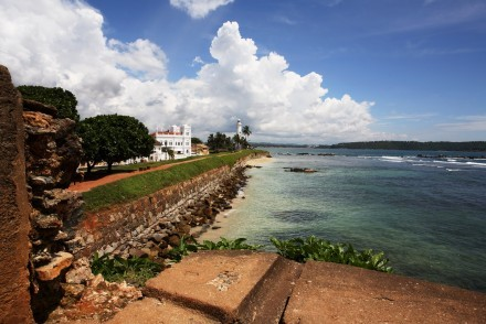 Old Dutch Fort, Galle, Sri Lanka