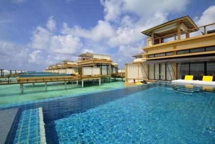 InOcean Pool Villas, Angsana Velavaru, South Nilandhe Atoll, Maldives