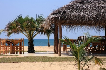 Back of beyond beaches on the Kalpitiya peninsula, Sri Lanka