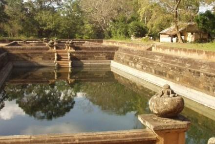 Kuttam Pokuna, Abhayagiriya, Anuradhapura, Sri Lanka