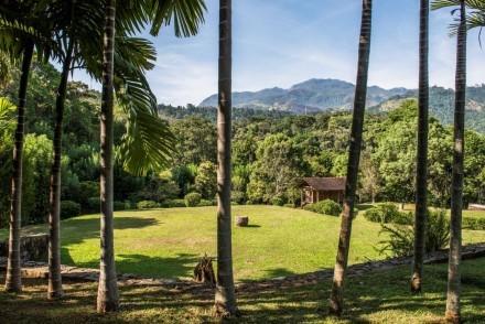 View from Living Heritage Koslanda, Sri Lanka