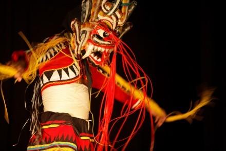 Mask dancing, Sri Lanka
