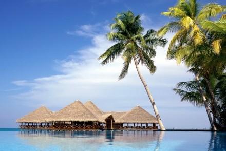 Alfresco Restaurant and Vilu Bar, Medhufushi Island Resort, Maldives