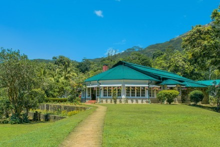 Mountbatten Bungalow, Kandy, Sri Lanka