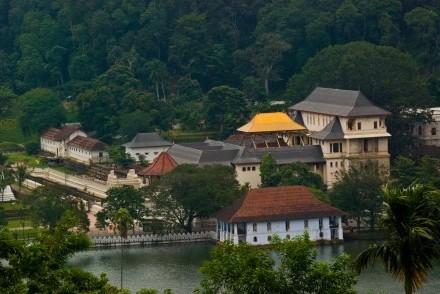 Royal Palace Complex, Kandy, Sri Lanka
