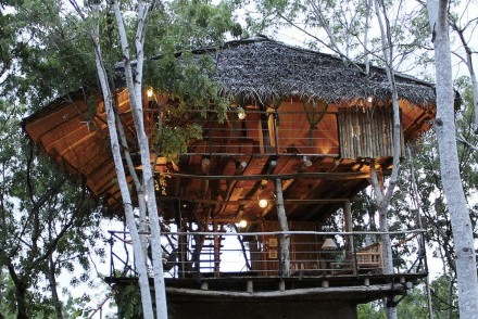 Tree House Suite, Saraii Village, Weerawila, Sri Lanka