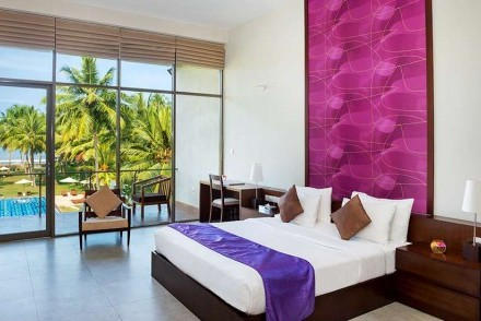 Deluxe Room, Taprobana, Wadduwa, Sri Lanka