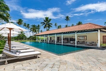 Taru Villas - The Long House, Bentota, Sri Lanka