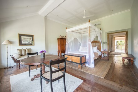 Sea View Room, Taru Villas - Rampart Street, Galle, Sri Lanka