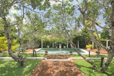 Garden, The Sun House, Galle, Sri Lanka