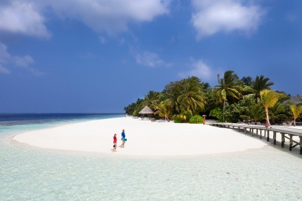 Vilamendhoo Island Resort & Spa, Maldives