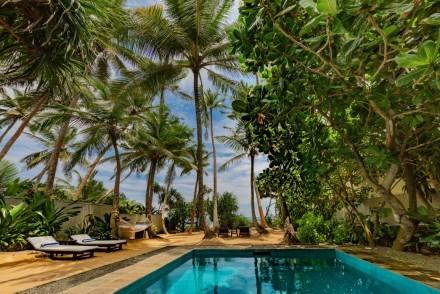 Plunge pool, Taru Villas - Villa 906, Hikkaduwa, Sri Lanka