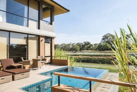Duplex Villa with Plunge Pool, Water Garden Sigiriya, Sigiriya, Sri Lanka