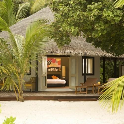 Beachfront Villa, Angsana Velavaru, Maldives