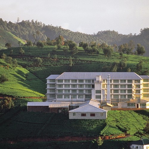 Heritance Tea Factory at Kandapola near Nuwara Eliya, Sri Lanka