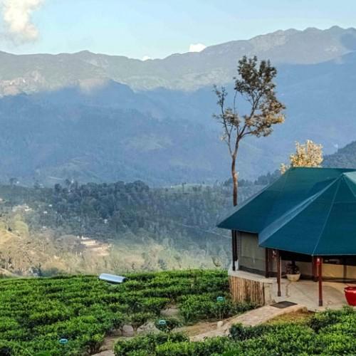 Honeymoon Lodge, Madulkelle Tea & Eco Lodge, Knuckles, Sri Lanka
