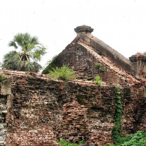 Arippu Fort, Mannar, Sri Lanka