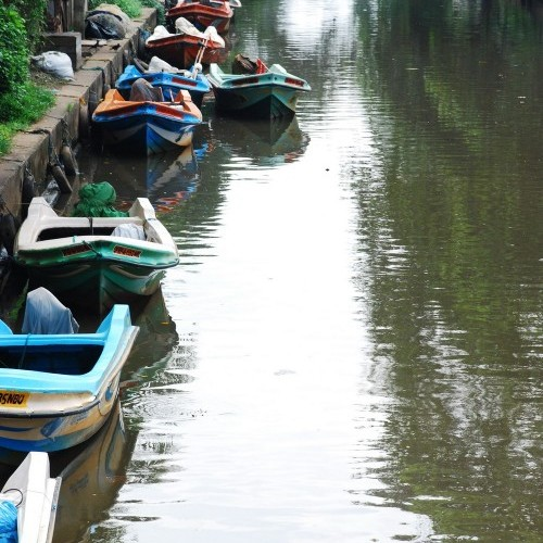 Negombo has an extensive network of Dutch-built canals to explore, Sri Lanka