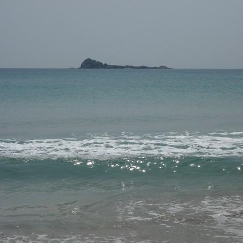 Pigeon Island, Nilaveli, Sri Lanka