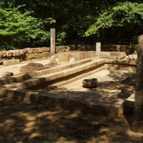 Hospital, Ritigala Forest Monastery and Cave Hermitage, Sri Lanka