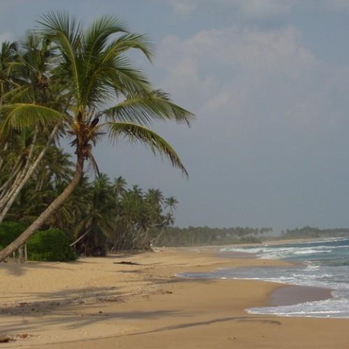 Medilla beach, Tangalle, Sri Lanka