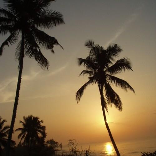 Sunrise, Medaketiya beach, Tangalle, Sri Lanka