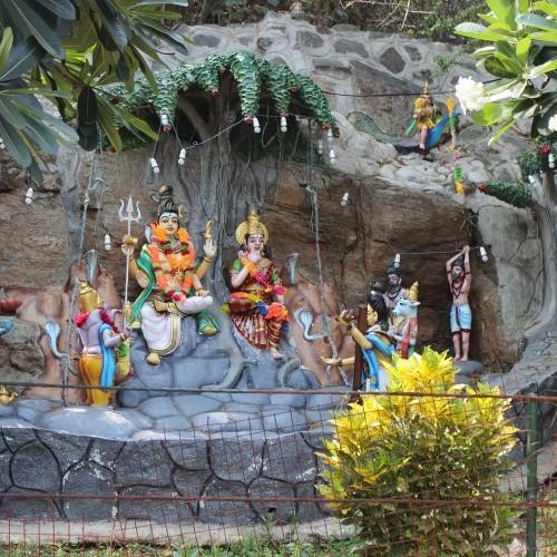 Koneswaram Kovil, Trincomalee, Sri Lanka